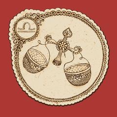 Zodiac sign - Libra