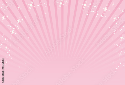 pink ray background Vector