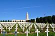 Leinwandbild Motiv Ossuaire de douaumont in Verdun, France
