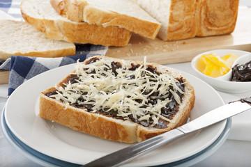 Vegemite And Cheese