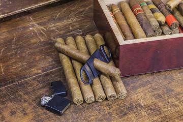 Cigar Layout