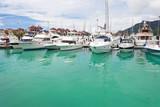 marina de port Victoria, Mahé, Seychelles