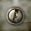 Keyhole, old style