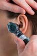 Ear examining