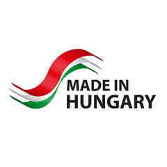 Made in Hungary Vektor