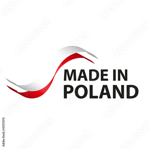 Made in Poland Vektor