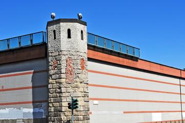 Il carcere di San Vittore, Milano