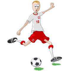 Giocatore Polonia