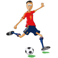 Giocatore Spagna