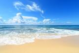 南国沖縄 コマカ島の美しいビーチ