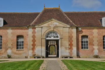 Haras National du Pin in Normandie