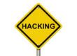 Warning of Hacking