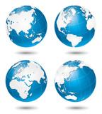 Fototapety 地球・グローバルイメージ