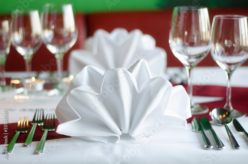 table decoration - 55186581