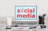 Fototapety social media