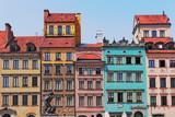 Fototapety Warschau Alter Markt