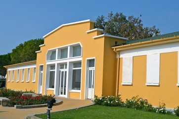 Colourful Villa in Grado, Friuli, Italy