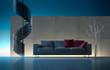 Blue Lounge 2
