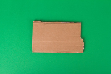 Teared Cardboard