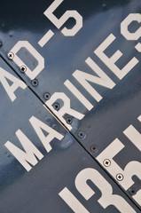 Marines aircraft texture