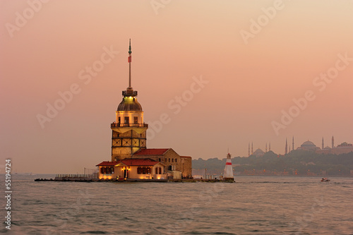 Maiden's Tower- Kizkulesi-Leandre Tower