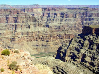 A spectacular view of the Grand Canyon, Arizona