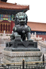Imperial male Guardian Lion