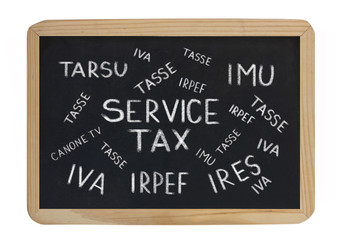 tasse italiane