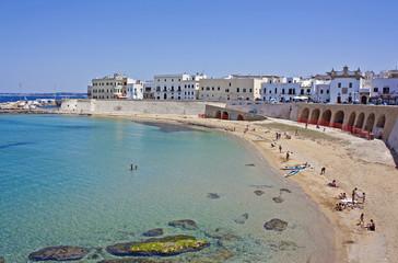 Gallipoli, spiaggia della Purità