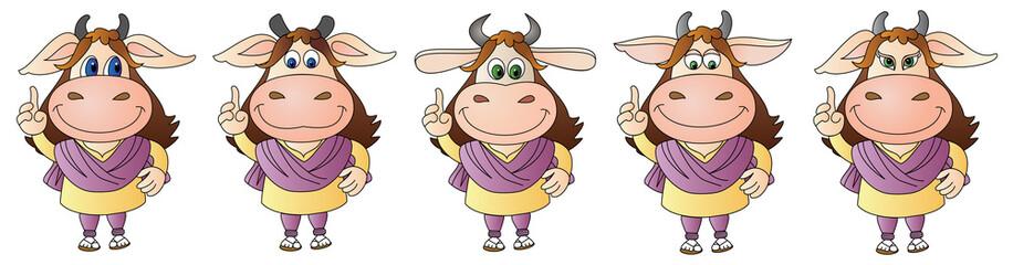 cow 9 - Composite