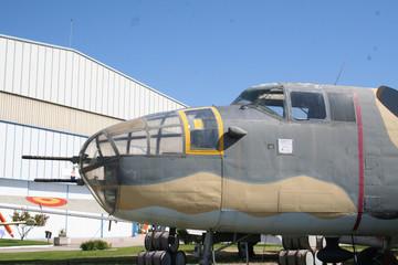 Avion Bombardero Ligero Bimotor North American B-25 Mitchel