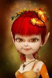 Sweet little elf