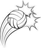 Volleyball Pow