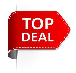 Schild Pfeil top Deal