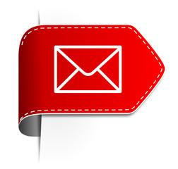Schild Pfeil E-Mail