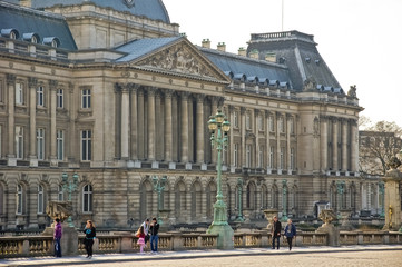 Brussels - Royal Palace