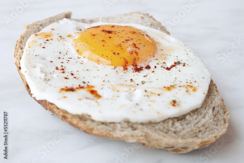 Bread and Egg