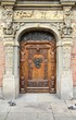 Gdansk old door, Poland