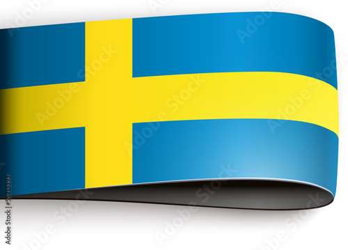 vector product label sweden