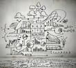 Business ideas sketch