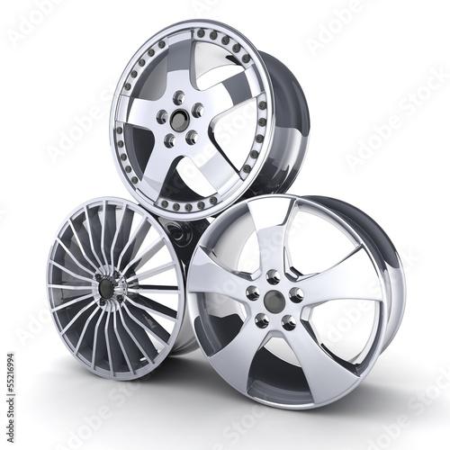 car disc