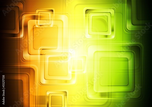 Colourful technology vector illustration