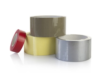 adhesive tapes with clipping path