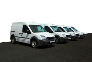 Car fleet for rent