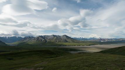 Denali (Mt. McKinley), Alaska - timelapse