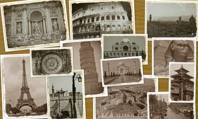 COLLAGE DE VIAJES