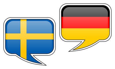 Schwedisch - Deutsch