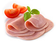 pork ham slices