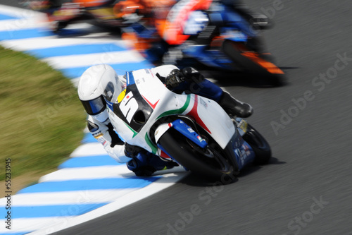 バイクのロードレース - 55233945