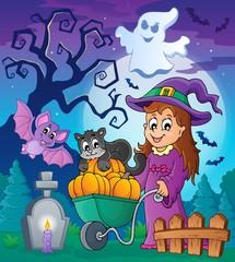 Halloween theme image 4